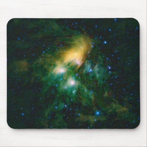 NASAs Pleiades Mouse Pad