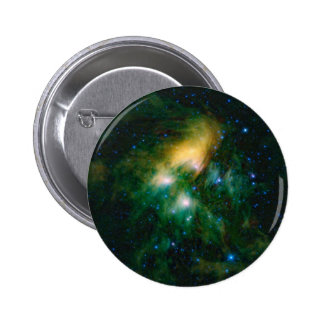NASAs Pleiades Chapa Redonda 5 Cm