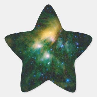 NASAs Pleiades Star Sticker