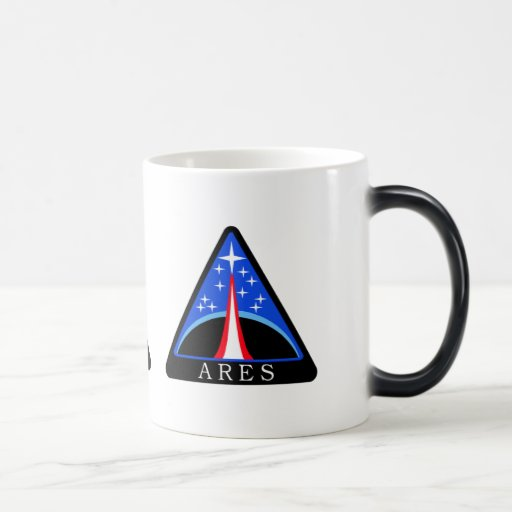 NASA's Project Ares Magic Mug