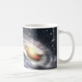 NASAs Quasar Black Hole Coffee Mug