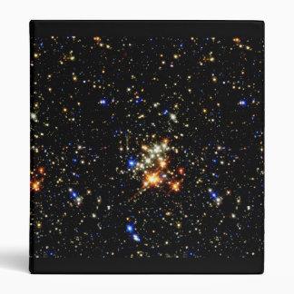 NASAs Quintuplet Cluster 3 Ring Binder