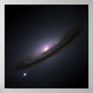 NASAs SN1994D Nebula Print