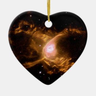 NASAs Spider Nebula Ceramic Ornament
