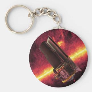 NASAs Spitzer Space Telescope Keychain