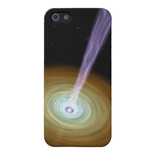 NASAs Stellar Jets Cover For iPhone SE/5/5s