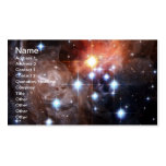 NASAs V838 Monocerotis Business Card