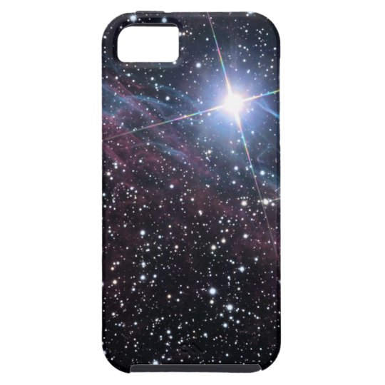 NASAs Veil Nebula iPhone SE/5/5s Case