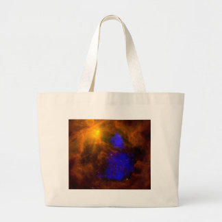 NASAs X-Ray Santa Claus in Orion Canvas Bag