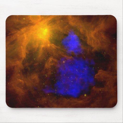 NASAs X-Ray Santa Claus in Orion Mousepad