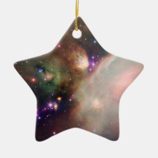 NASAs Young Stars Ceramic Ornament