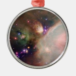 NASAs Young Stars Metal Ornament