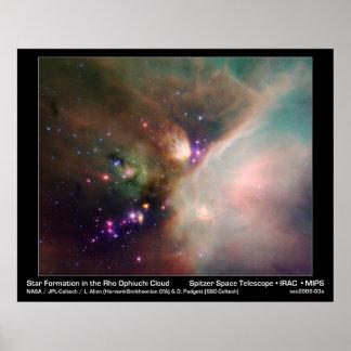 NASAs Young Stars Print