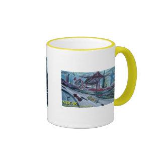 nascar ringer mug