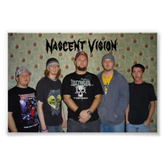 Nascent Vision: The Poster