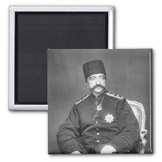 Naser al-Din Shah Qajar of Persia Magnet