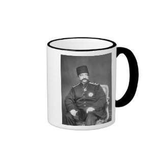 Naser al-Din Shah Qajar of Persia Mug