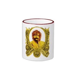 naseredin shah coffee mugs