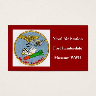 NASFL Logo Business Card