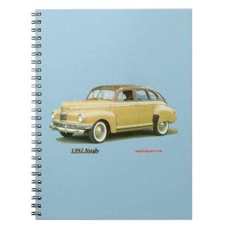 Nash 1942 cuadernos
