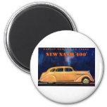Nash 400 ~ Vintage Automobile / Car Advertisement Magnets