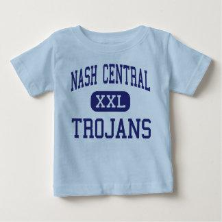 Nash Central - Trojans - Junior - Nashville Baby T-Shirt