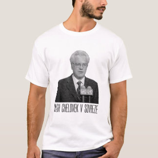 Nash Chelovek V Sovbeze T-Shirt
