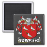 Nash Coat of Arms Magnet