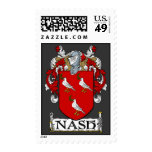 Nash Coat of Arms Postage Stamps
