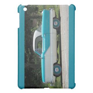 Nash Hudson Metropolitian blue and white Case For The iPad Mini