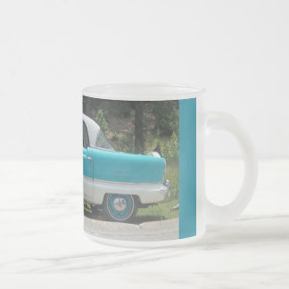 Nash Hudson Metropolitian blue and white Coffee Mugs