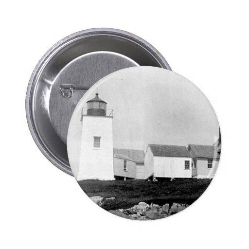 Nash Island Lighthouse Pins