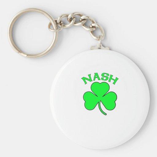 Nash Keychains