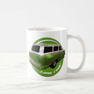 nash long roof green station wagon coffee mug