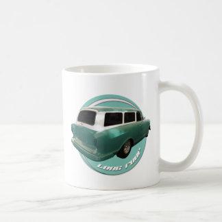 nash long roof seafoam station wagon coffee mug