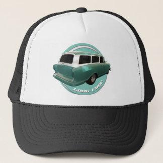 nash long roof seafoam station wagon trucker hat