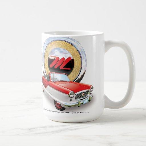 Nash Metro convertible painting Classic White Coffee Mug