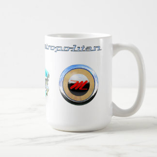 Nash Metropolitan Car Coffee Mug