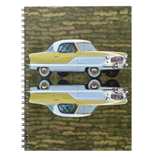 Nash Metropolitan Notebook