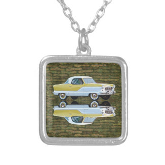 Nash Metropolitan Silver Plated Necklace
