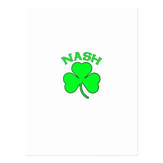 Nash Postcard