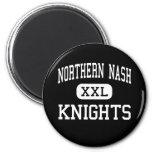Nash septentrional - caballeros - alto - soporte r imán para frigorífico
