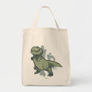 Nash Sketch Grocery Tote Bag