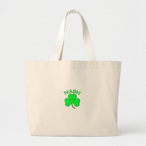 Nash Tote Bags