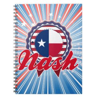 Nash, TX Libros De Apuntes