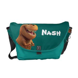 Nash With Bug Messenger Bag