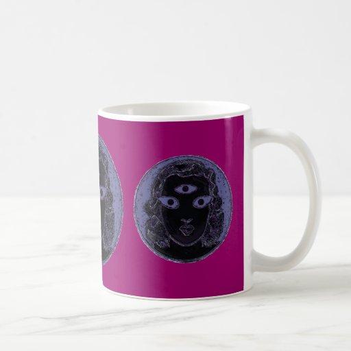 Nashira Classic White Coffee Mug