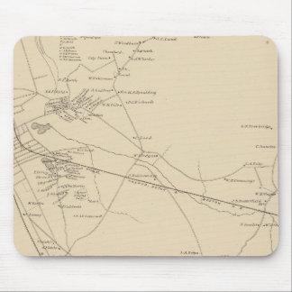 Nashua, Hillsborough Co 2 Mouse Pad