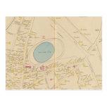 Nashua, sala 12, 5 tarjetas postales