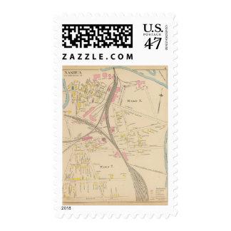 Nashua, sala 3, 7 sello postal